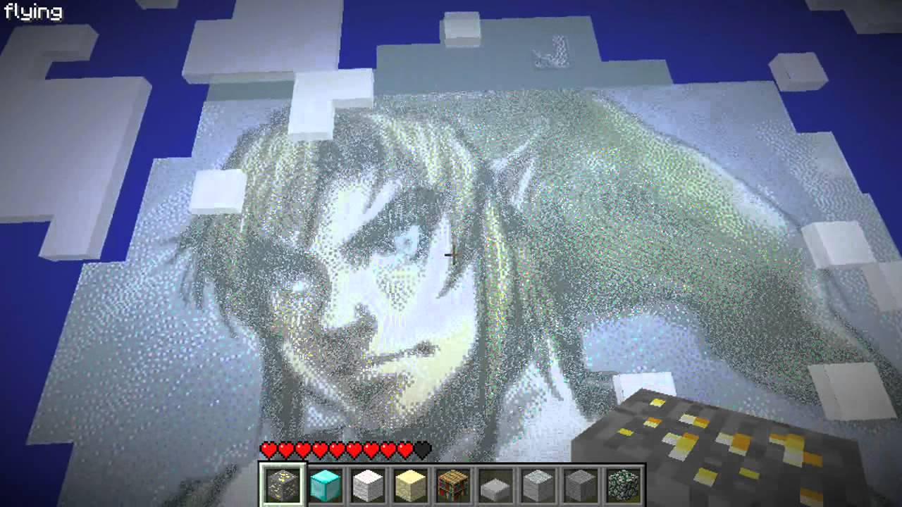 Wii U Link Drawing Minecraft Pixel Art YouTube