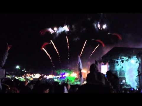 Bestival 2013 Finale Fireworks   Full Show