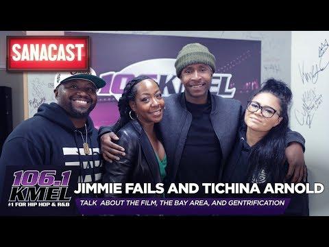 "Tichina Arnold & Jimmie Fails Discuss ""The Last Black Man In San Francisco"""