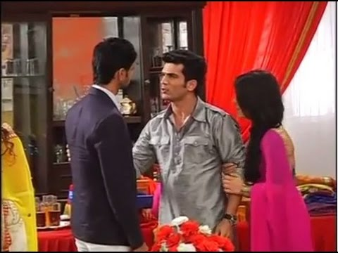 Meri Aashiqui Tum Se Hi:: RV vs Shikhar open fight for Ishani