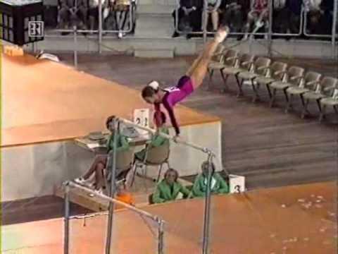 Olympic Champions - Munich 1972 Bars - Karin Janz