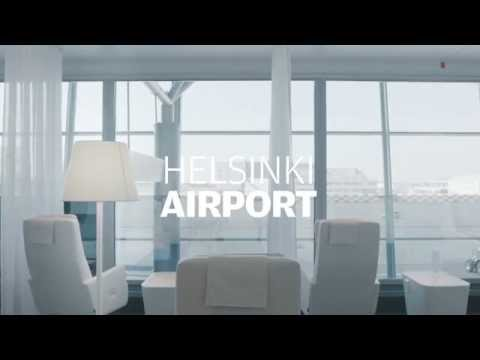 New Premium Lounge at Helsinki Airport | Finnair