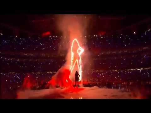 Beyonce vs Madonna (Super Bowl Halftime Shows) Part 1 HD