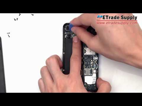 Blackberry Z10 Complete Disassembly with LCD screen and digitizer assembly video tutorials