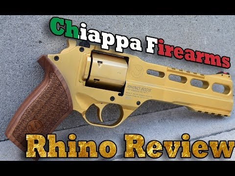 Chiappa Rhino Review