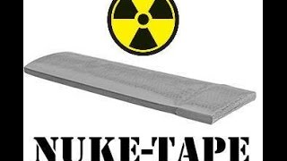 Nuke-Tape  -  duct tape that