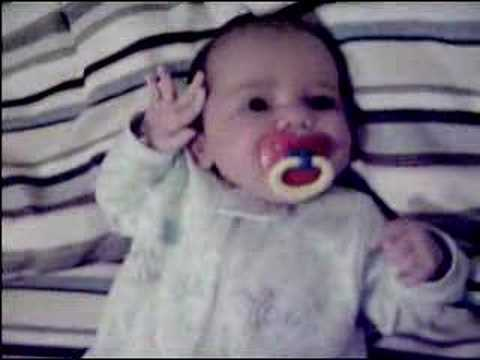 suri cruise pacifier. Little Buddy and His Pacifier