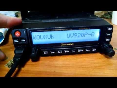 Wouxun KG-UV920P-A Review