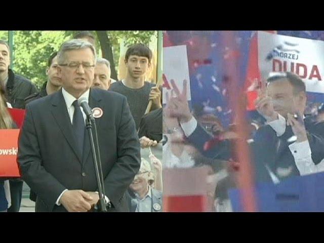 Segunda volta das presidenciais polacas de resultado incerto