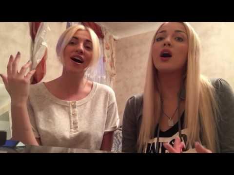 Две подруги нереально спели малоизвестную песню