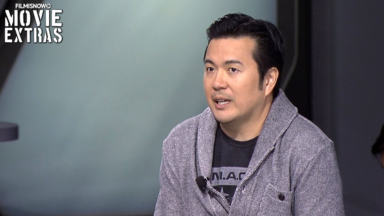 Star Trek Beyond - Justin Lin at Star Trek Fan Event (2016)