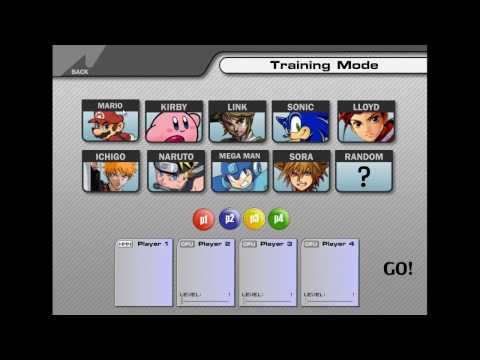 Super Smash Flash 2 v0.6 Review
