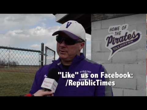 Valmeyer baseball preview 2013