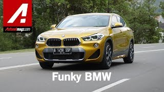 BMW X2 Indonesia Review & Test Drive by AutonetMagz
