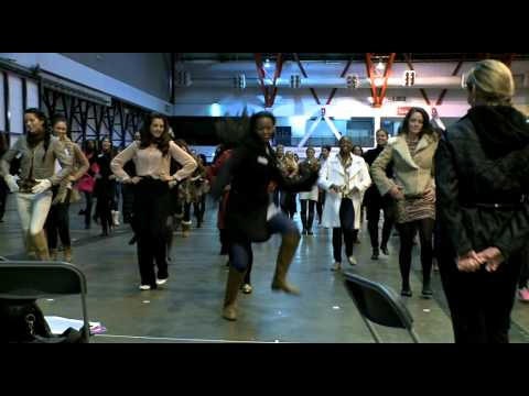 Miss World 2011 Earls Court Rehearsal