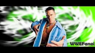 John Cena Unused WWE Theme Song