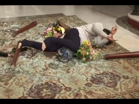 La caida de Adriana Murillo (Detras de camaras) - El color de la pasion