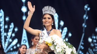 Miss Universe Thailand 2016 : Final : July 23rd, 2016