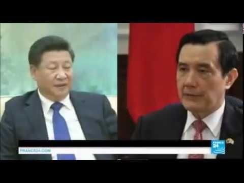 Long time foes China and Taiwan to hold historic first meeting since 1949