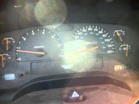 2001 Dodge Dakota 3.9 V6 stall problem
