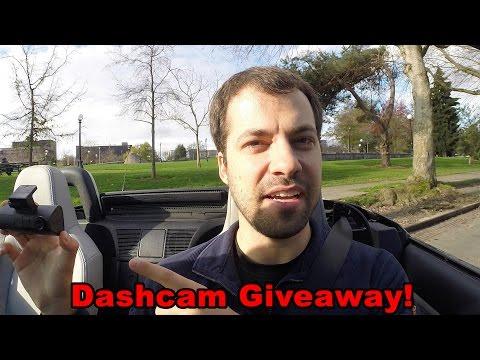 Dashcam Giveaway! Itronics ITB-100HD