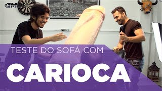 Teste do Sofá ep. 2   Carioca