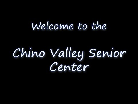 The Chino Valley Senior Center
