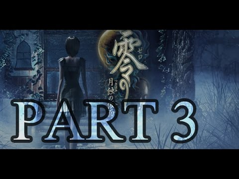 Fatal Frame IV: Mask of the Lunar Eclipse HD ENGLISH Blind Playthrough Part 3