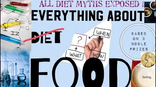 """EVERYTHING"" about Food !"