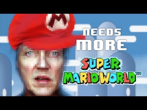 Christopher Walkenthrough - Super Mario World