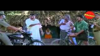 Dileepettan as Meesamadhavan
