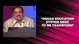 Indian Education system need to be
