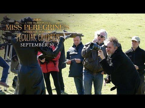 Miss Peregrine's Home For Peculiar Children   The Vision Of Tim Burton   20th Century FOX