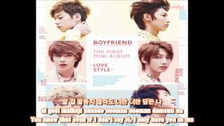 Watch Boyfriend Super Hero video