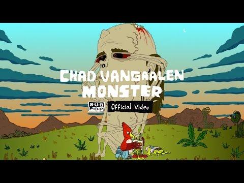 Chad Vangaalen - Monster [official Video] video