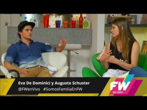Augusto Schuster y Barbie FWenVivo