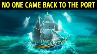 The Mysterious Ship Where All People Suddenly Disappeared