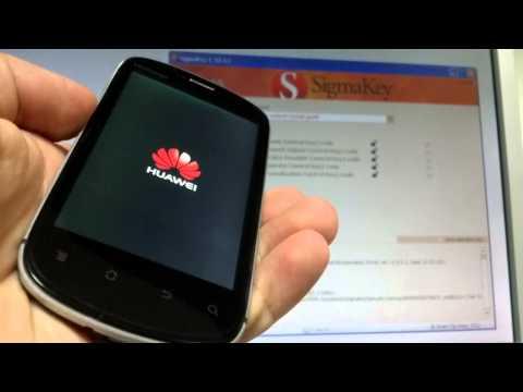 Huawei U8850 Vision Direct Unlock