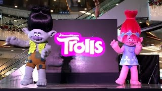 Trolls 2016 Movie Meet and Greet Event Poppy Branch #1 |  Keith's Toy Box