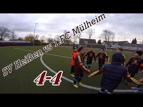 SV Heißen vs 1 FC Mülheim 4-4