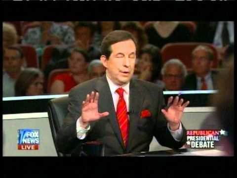 First GOP Presidential Debate Part 1