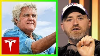 Jay Leno On Electric Cars...