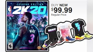 10 Reasons Why NBA 2K20 Legend Edition Is $100