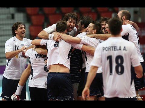 Mundial de Handball Qatar 2015: ARGENTINA vs. RUSIA