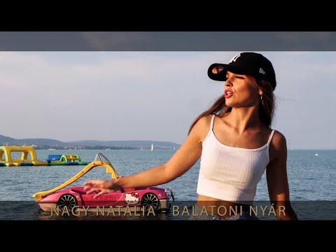 Natália Nagy - Balatoni Nyár / Zene és Szöveg: Kiss Tibor ( Sláger Tibó )