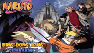 Download Lagu Ding! Dong! Dang! (Naruto The Movie 2 ending) cover latino by Cesar Franco Gratis STAFABAND