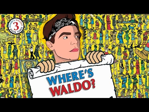REMOVING WHERES WALDO (ORIGINAL VIDEO)