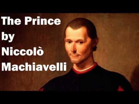 Niccolò Machiavelli - The Prince - FULL AudioBook - Business & Politics