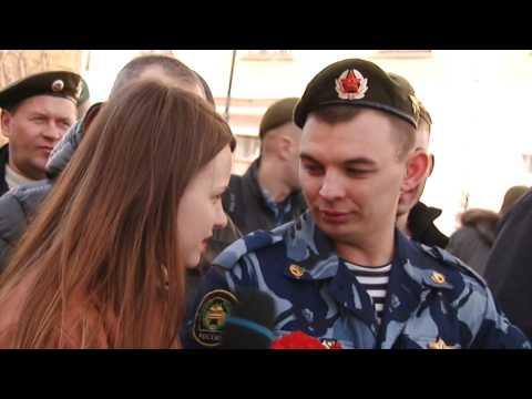 4) День внутренних войск. Вятка Today 27.03.2014