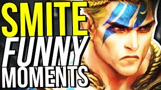 CU CHULAINN IS SPECIAL! (Smite Funny Moments)